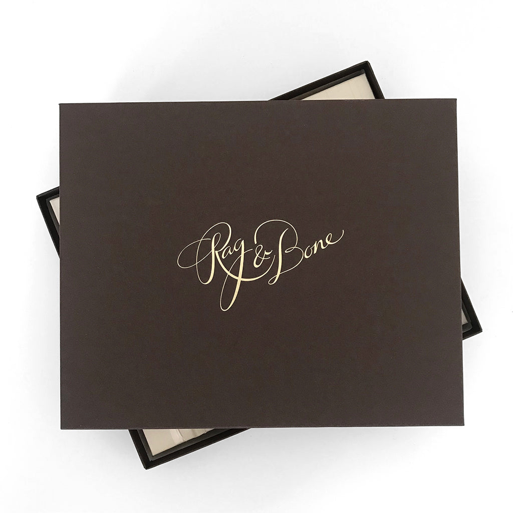 Gift Box For All Small Paper Page Albums Rag Bone Bindery
