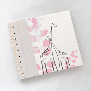 Baby's First Book Pink Giraffe