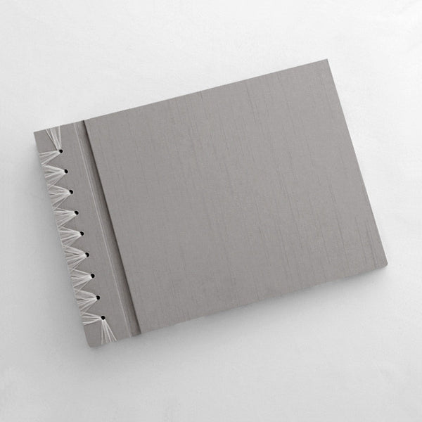 Large Album Silver Silk