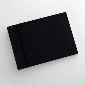 Large Album Black Silk