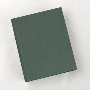 Large Journal with Jade Silk Cover