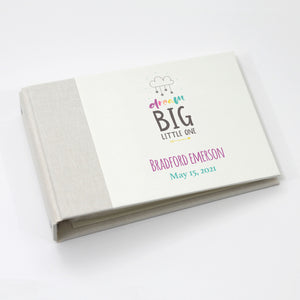Personalized Brag Book Mini Binder - Dream Big