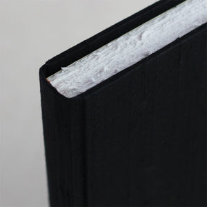 Medium Journal Black Silk