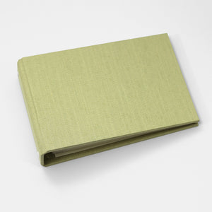 Brag Book Mini Binder with Lemongrass Silk