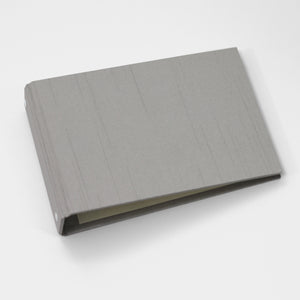 Brag Book Mini Binder with Silver Silk
