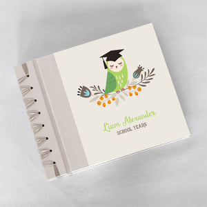 Personalized School Years The Graduate {Green}