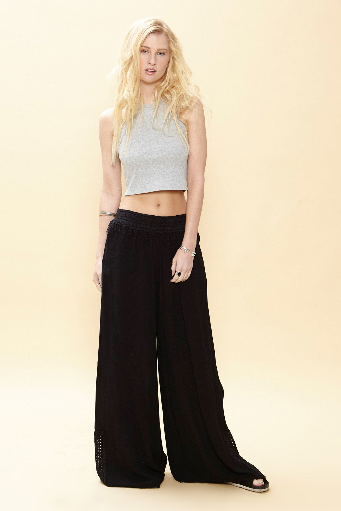 Evelyn Palazzo Pant