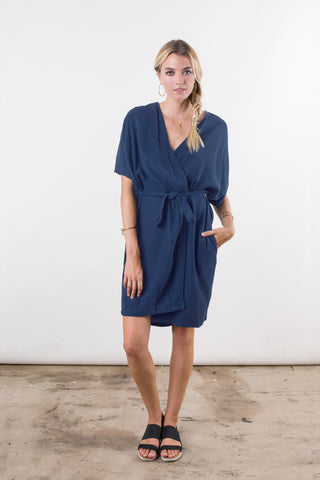 Hemingway Wrap Dress