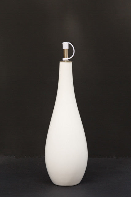 Ceramic Olive Oil Bottle