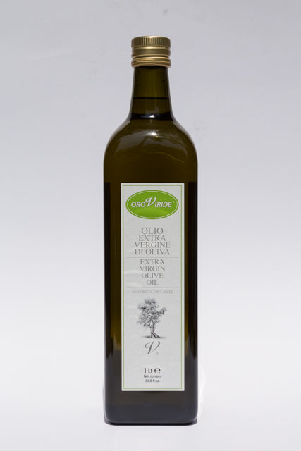 2017 Oro Viride Extra Virgin Olive Oil 1L
