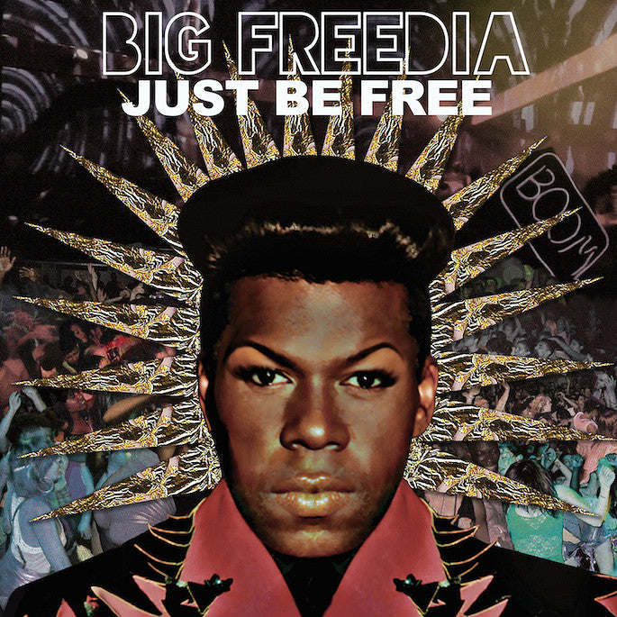 Just Be Free Physical CD