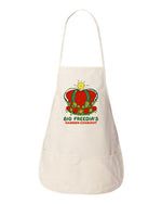Garden Cookout Double Pocket Apron