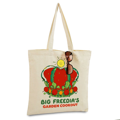 Garden Cookout Tote Bag