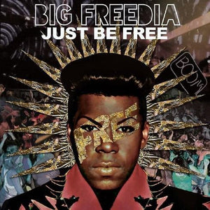 Just Be Free Vinyl LP
