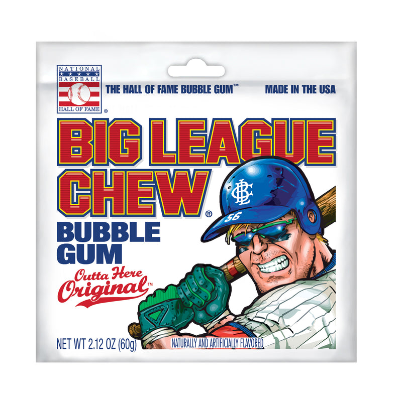 Big League Chew Tray - Outta Here Original