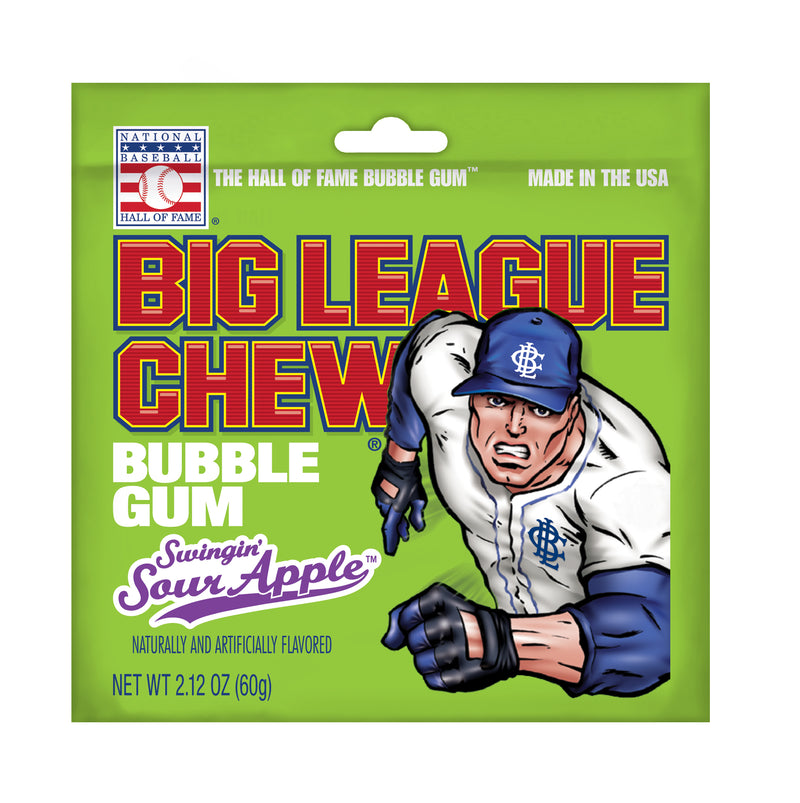 Big League Chew Tray - Sour Apple