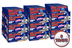 Big League Chew Case (9 Trays) - Blue Raspberry