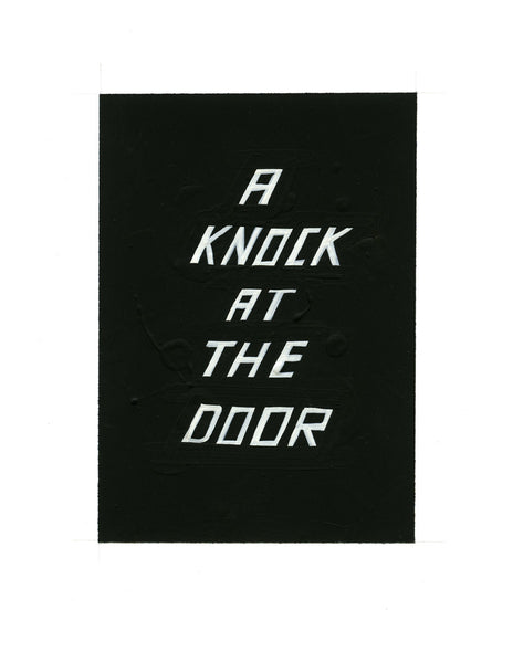#146 A KNOCK AT THE DOOR