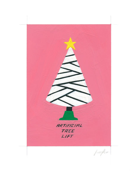#361 ARTIFICIAL TREE LIFT