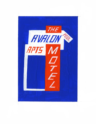 #87 AVALON MOTEL
