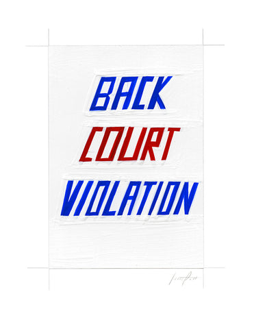 #304 BACK COURT VIOLATION