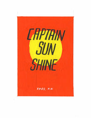 #47 CAPTAIN SUNSHINE
