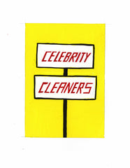 #61 CELEBRITY CLEANERS