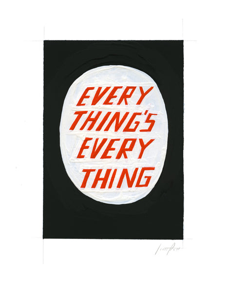 #208 EVERY THING'S EVERY THING