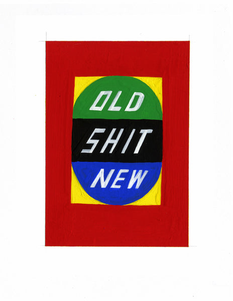 #54 OLD SHIT NEW