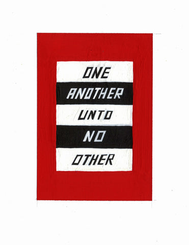 #66 ONE ANOTHER UNTO NO OTHER