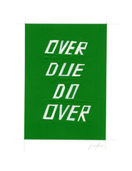 #237 OVER DUE DO OVER