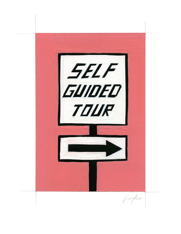 #346 SELF GUIDED TOUR