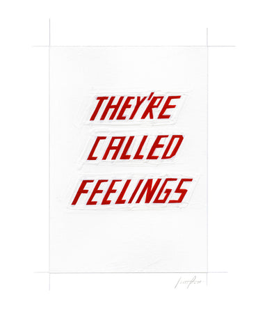 #290 THEY'RE CALLED FEELINGS
