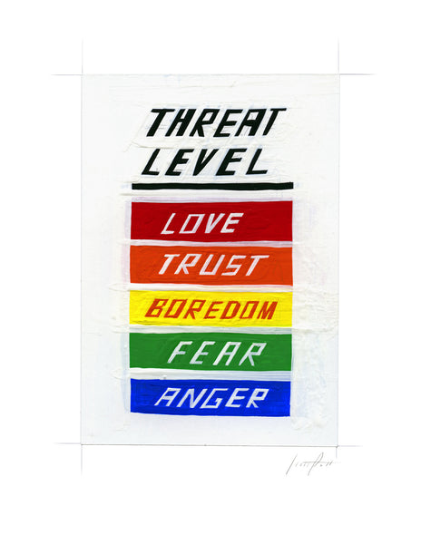 #229 THREAT LEVEL