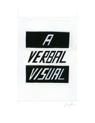 #258 VERBAL VISUAL