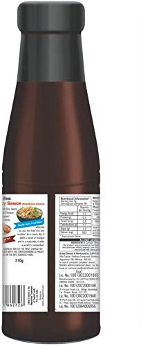 Chings Superior Dark Soy Sauce, 200g
