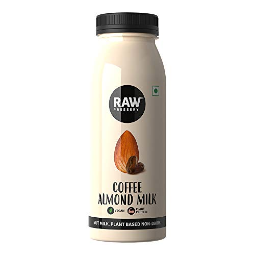 Raw Pressery Almond Milk Coffee, 200 ml