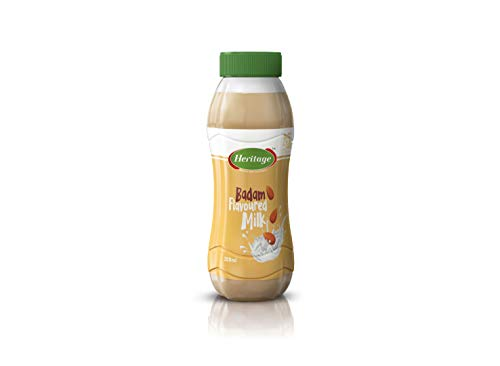 Heritage Milk Based Drink, Badam, 200 ml