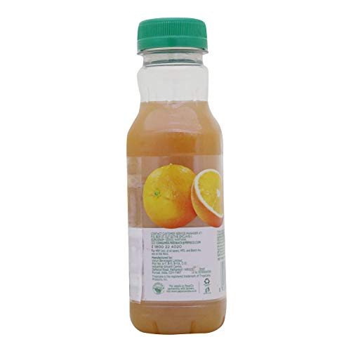 Tropicana Delight Fruit Juice, Orange, 200ml