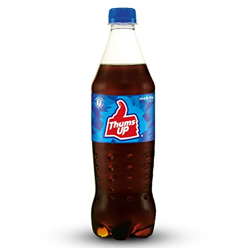 Thums-Up Soft Drink, 600 ml