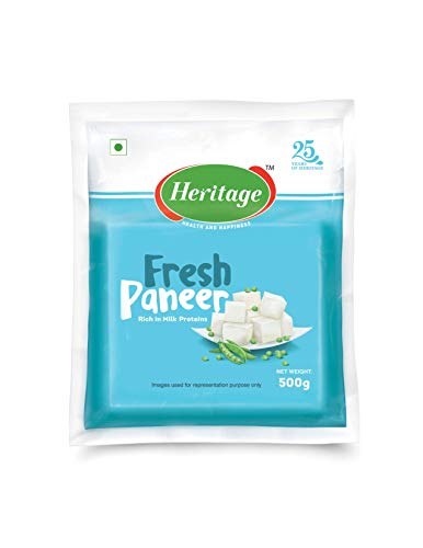 Heritage Paneer Pouch, 500 g
