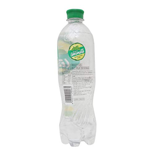 Bisleri Soft Drink - Limonata, 600ml