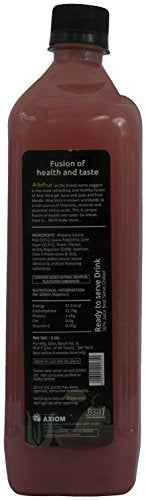 Alo Frut Alo Fruit & Guava Fruit Juice - 1 Ltr
