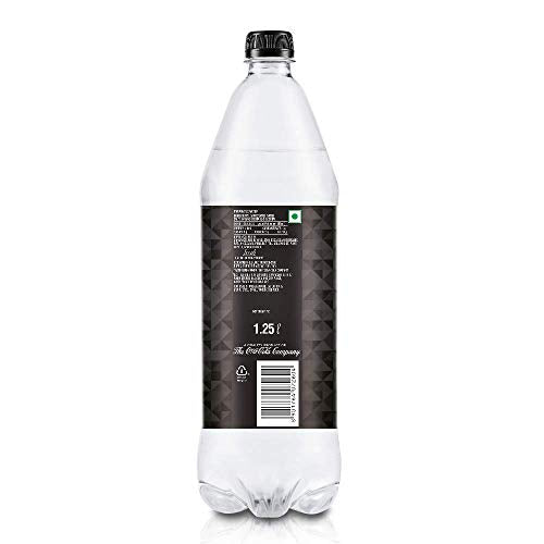 Kinley Club Soda Sparkling Water, 1.25 Liter