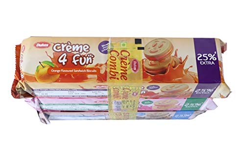 Dukes ATC Creme 4 Fun Biscuits Combi Pack 450 gm