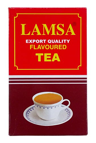 Lamsa Flavoured Tea, 500g Carton