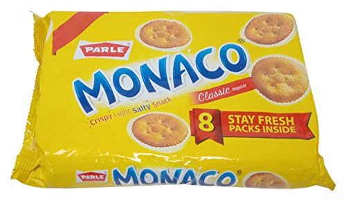 Parle Monaco Biscuits, Classic Regular, 400 g