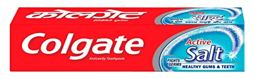 Colgate Active Salt Toothpaste 54 Gm