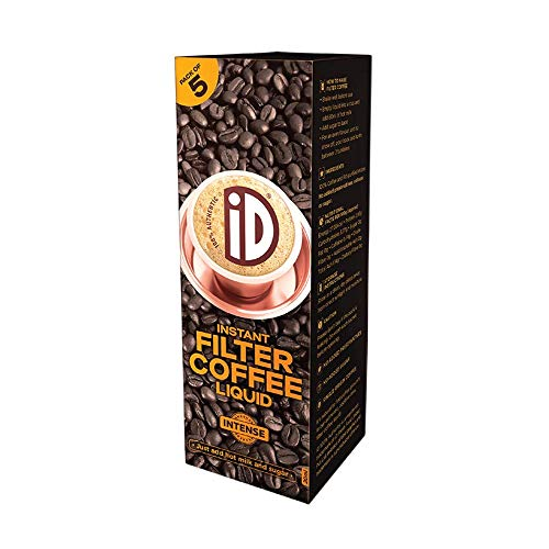 iD Fresh Intense Filter Coffee (Pack of 5)