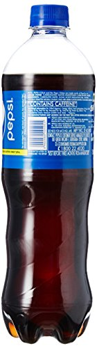 Pepsi Soft Drink, 750ml Pet Bottle